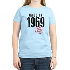 Made In 1969, All Original Parts T-Shirt