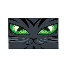 Black Cat 3'x5' Area Rug