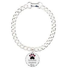 Australian Shepherd Mom Bracelet