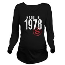 Made In 1978, All Original Parts Long Sleeve Mater