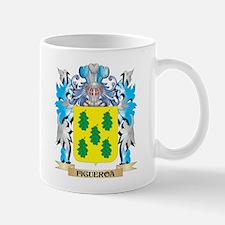 Figueroa Coat of Arms - Family Crest Mugs
