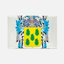 Figueroa Coat of Arms - Family Crest Magnets