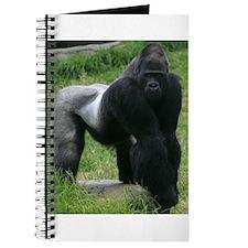 Cute Gorilla Journal