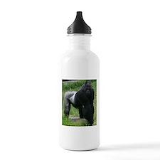 Cute Gorilla Water Bottle