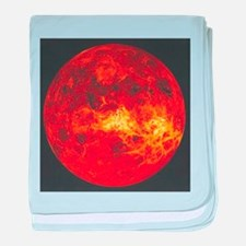 Cute Outer space baby blanket