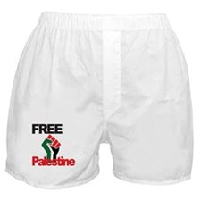 Cute Palestine Boxer Shorts