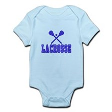 Lacrosse blue Body Suit
