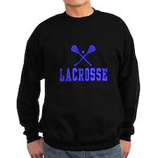 Lacrosse blue Sweatshirt