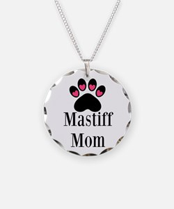 Mastiff Mom Necklace