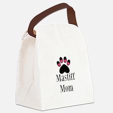 Mastiff Mom Canvas Lunch Bag
