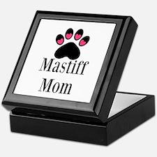 Mastiff Mom Keepsake Box