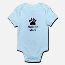 Maltese Mom Body Suit