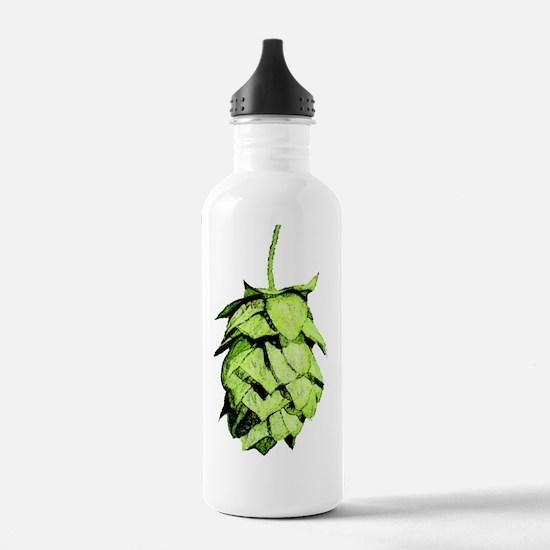 Cool Craft beer Water Bottle