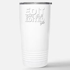 Cute Video editor Travel Mug
