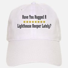 Hugged Lighthouse Keeper Baseball Baseball Cap