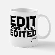 SuiteLife - Edit Or Be Edited - BLK Mugs