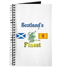 'Scotland's Finest (Edinburgh):-) Journal