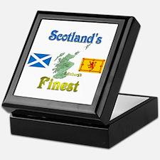 'Scotland's Finest (Edinburgh):-) Keepsake Box