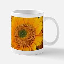 Yellow summer sunflowers Mugs