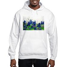 Bluebonnet Painting Hoodie
