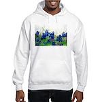 Bluebonnet Painting Hooded Sweatshirt