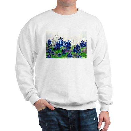 Bluebonnet Painting Sweatshirt