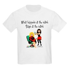 What Happens At The Salon T-Shirt