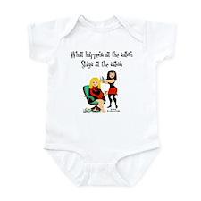 What Happens At The Salon Infant Bodysuit