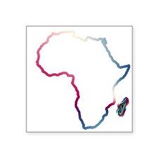 africa1 Sticker