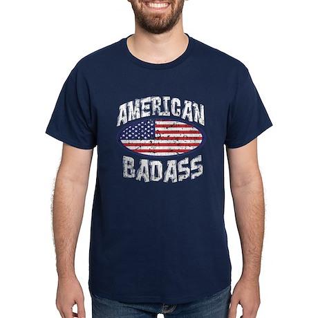 American Badass Dark T-Shirt
