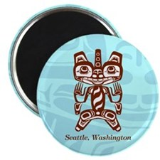"""Seattle 2.25"""" Magnet (100 pack)"""