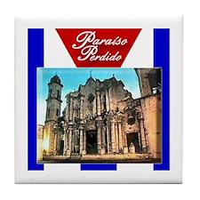 Catedral Tile Coaster