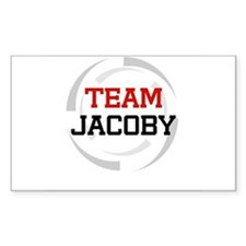 Jacoby Rectangle Decal