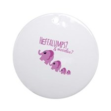 Heffalumps? Ornament (Round)
