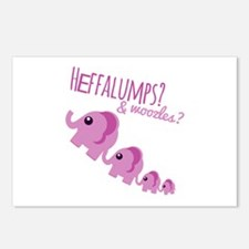 Heffalumps? Postcards (Package of 8)