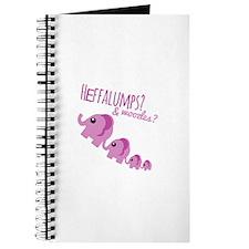 Heffalumps? Journal