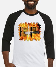 Hottest Thing in the Kitchen Baseball Jersey