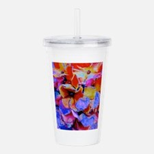 Color Explosion Acrylic Double-wall Tumbler