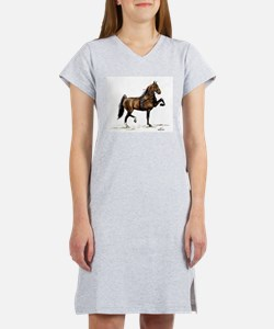 Hackney Pony Women's Nightshirt