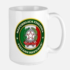 Italy Medallion Mugs