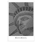 Domino Liberty Poster