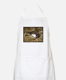 Leopard Bed Frenchie BBQ Apron