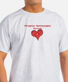 Unique Peripartum cardiomyopathy T-Shirt