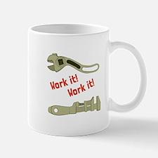 Work It Mugs