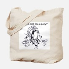NH Does he look Tote Bag