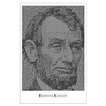 Domino Lincoln Poster