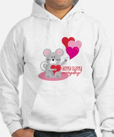 Give Love Everyday Hoodie
