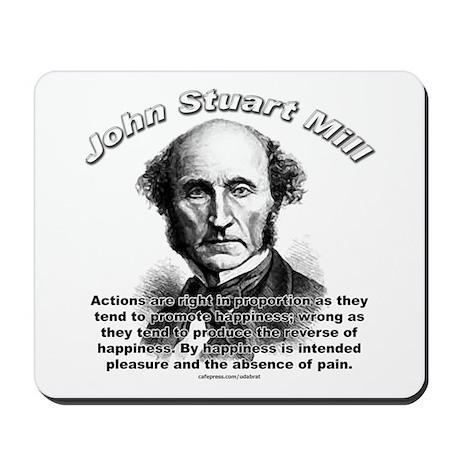 John Stuart Mill 01 Mousepad