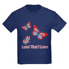 American Butterfly T