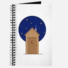 Nighttime Outhouse Journal